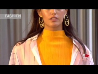 ANGEL SCHLESSER Highlights MBFW Spring Summer 2019 Madrid - Fashion Channel