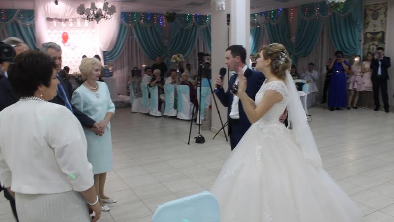 Песня молодоженов для родителей в день свадьбы