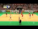 Russia - Poland - Semifinal U19 CEV Volleyball 2018