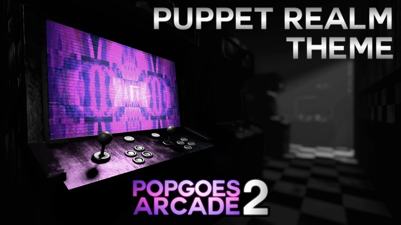 POPGOES Arcade 2 Soundtrack Puppet Realm Theme
