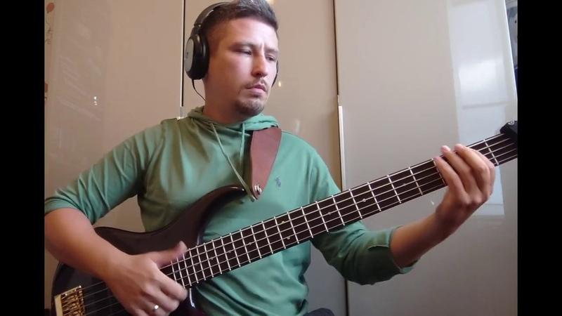 Chic Corea - Spain (bass cover)