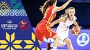 Japan v Spain - Full Game - Class 5-8 - FIBA U17 Women's Basketball World Cup 2018