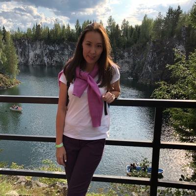 Анастасия Копышева