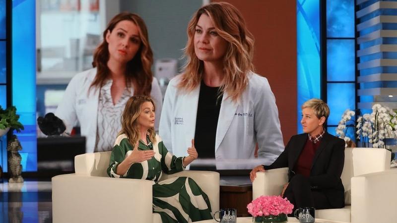 Ellen Pompeo Gets Emotional Over Greys Anatomy Impact