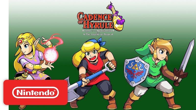 Cadence of Hyrule - Crypt of the Necrodancer ft. The Legend of Zelda - Nintendo Switch