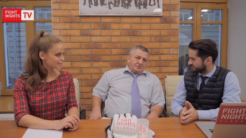 Абдулманап Нурмагомедов: Халид Муртазалиев - боец будущего