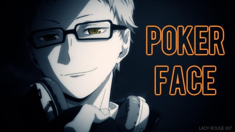 Tsukishima Kei [Haikyuu!!] - Poker Face