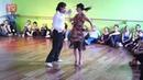 Gaston Torelli y Moira Castellano DNI Tango Studio Buenos Aires Argentina February 2010 5