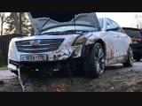 Black & White Team Мы разбили новый Cadillac CT6 за 5 млн рублей.