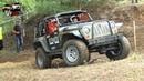 Jeep Wrangler, Jeep Cherokee, Suzuki Jimny, Grand Vitara и НИВА 2121 на джип триал Медвежесть 2019