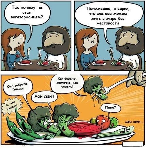 Для тех,кто только начинает: основы питания