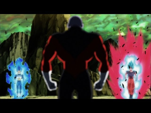 Vegeta Unlock a New Form and Teams up with Goku against Jiren