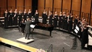 Annea Lockwood Malolo Lullaby on a Samoan text Santa Monica High School Women's Chorus