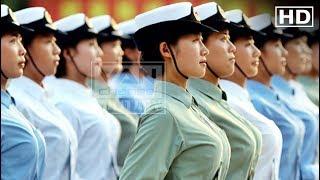 CHINESE MILITARY PARADE ● Crazy Training Militar смотреть онлайн без регистрации