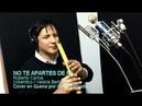 No te apartes de mi Roberto Carlos Vicentico cover en Quena por Omar Salgado