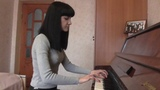 Disturbed - A Reason To Fight (piano & vocal cover by Diana Vasilyan)