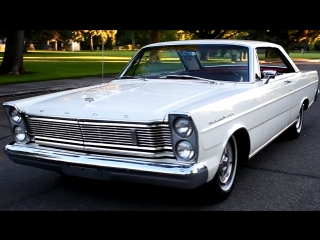 Автомобиль Ford Galaxie 500 Two Door Hardtop, 1965 года
