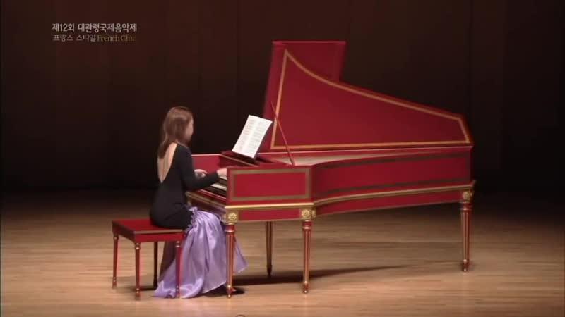 988 J. S. Bach -Goldberg-Variationen, BWV 988 - Yeol Eum Son, harpsichord