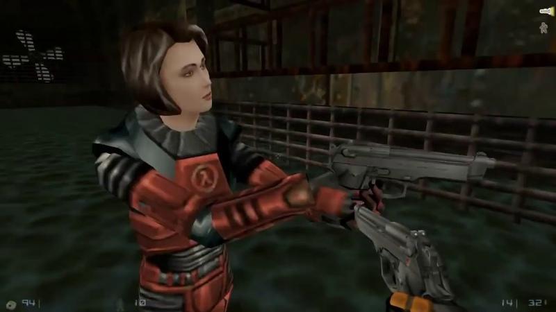 [Прохождение] Half-Life 1 Decay [2 - Рискованный Ход] [RUS]