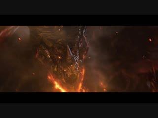 Вступительный ролик к дополнению Cataclysm