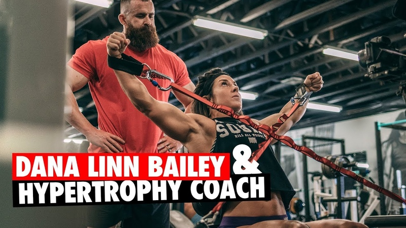 DANA ROB BAILEY vs. HYPERTROPHY COACH | Lift Factory, Las Vegas
