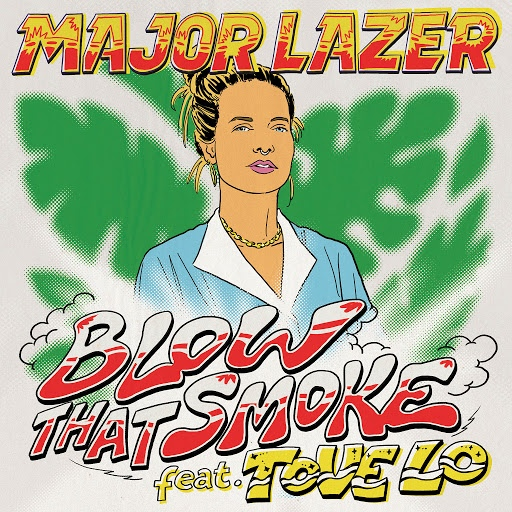 Major Lazer альбом Blow That Smoke (feat. Tove Lo)
