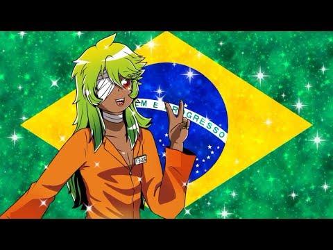 All around the world || meme 【Nanbaka】