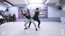 DANCEHALL BEST DUET EVER - Sonia Soupha's choreo - Dafné Bianchi X Lil GBB