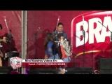 SHOW DE YAHAIRA PACIENCIA VS PERRO BOBY - CORAZON SERRANO (CRUCE SAN JOSE)