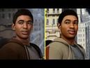 Spider-Man E3 2017 Demo vs Launch Trailer 2018 Early Graphics Comparison
