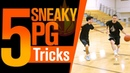 """ADVANCED 5 Sneaky"""" Point Guard Tricks from Coach Damin Altizer"""