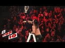 Top 10 Raw moments WWE Top 10 December 10 2018