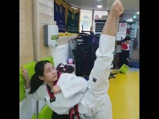 Yop Training 13 Years Old ♡.mp4