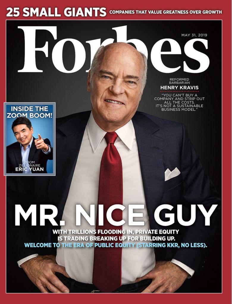 Forbes USA – May 31, 2019