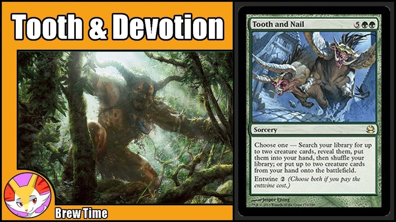 Tooth and Nail and Devotion Modern Brew Time