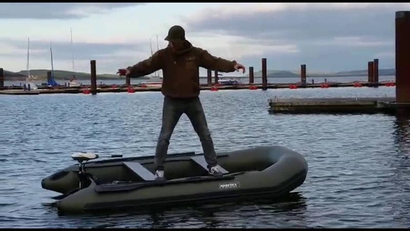 Schlauchboot Sportex euro-som NUTRIA325