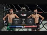 ONE: Heart of The Lion | Sorgraw vs. Giorgio Petrosyan | Kickboxing