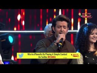 Hrithik Roshan Sings His Favourite Song At RSMMA!