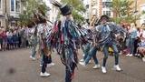 Shropshire Bedlams Morris, Sidmouth Folk Week 6-8-17