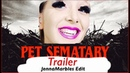 Jenna Julian in Pet Sematary (2019) Trailer