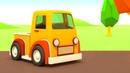 Vehículos de servicio El nuevo garaje Dibujos animados de coches