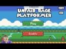 Играем в Unfair Rage Platformer(Прощаюсь со своими нервами)