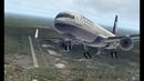Жажда скорости. Boeing 757-200 FF. Комлексный отказ.
