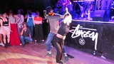 T Boy &amp Inga - Hustle Cypher Floor Rippers Judges Showcase