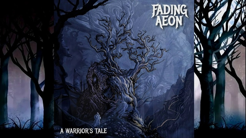 Fading Aeon - A Warrior's Tale (Full Album - 2019)