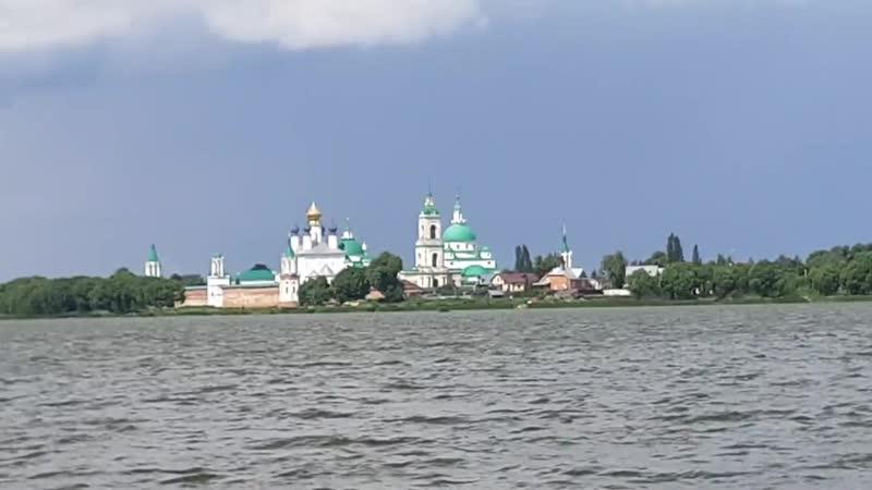 Ростов Великий. Озеро Неро (1)