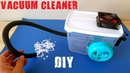Evde Elektrikli Süpürge Nasıl Yapılır - How to Make a Vacuum Cleaner at Home