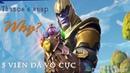 """Những diễn biến """"ngu xuẩn"""" giúp Thanos tàn sát các siêu anh hùng (CUỘC CHIẾN VÔ CỰC)"""