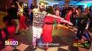 Samuel Funflow and Alina Pavlova Salsa Dancing at Belarusian Salsa Festival 2018, Friday 28.09.2018