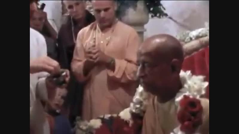His Divine Grace Srila AC Bhaktivedanta Swami Srila Prabhupada